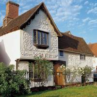 The Ancient House, Suffolk