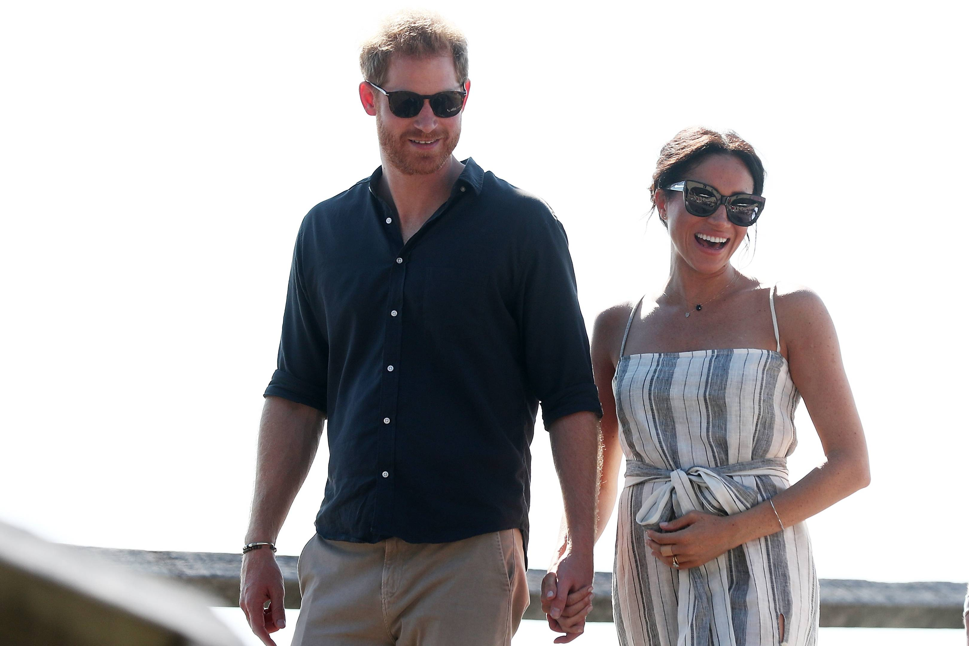 Where the Duke and Duchess of Sussex stayed in Ibiza last week