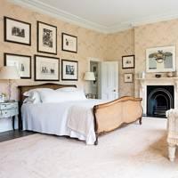 Amanda Baring Bedroom