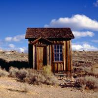 Ghost Town Cabin