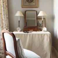 Kensington Mansion Flat - Dressing Table