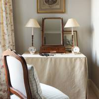 Kensington Mansion Flat - Dressing Table