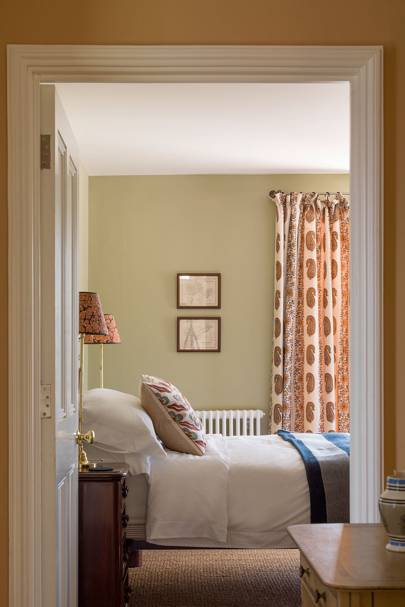 Welsh Farmhouse - The Bedroom