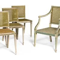 George III Chairs