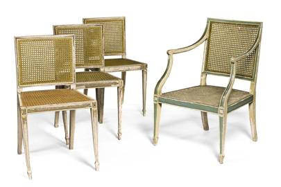George III Chairs