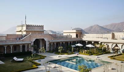 Swimming Pool - At Home: Bujera Fort | Real Homes