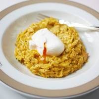Kedgeree at The Wolseley