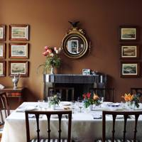Dining Room - Charles Rutherfoord London House