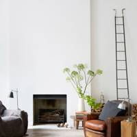 Living Room - Anna Valentine's Bright London Flat
