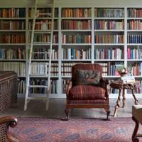 Book Mezzanine - Emma Burns Garden Barn