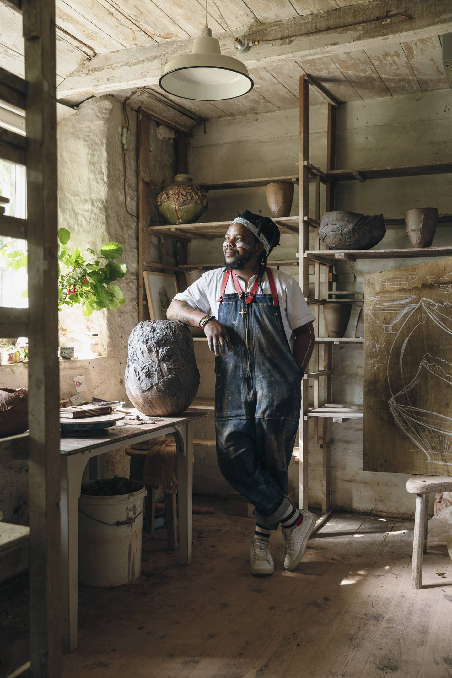 Why ceramic artist Andile Dyalvane is one to know