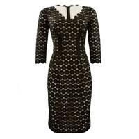 Circle Lace Dress