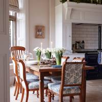 Dining Area - An Elegant House in Surrey