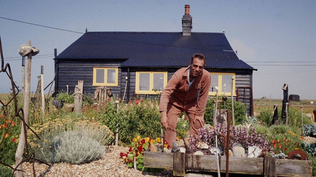 Join the crowdfunding campaign to save Derek Jarman's Prospect Cottage