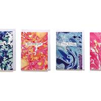 October 7: Erskine Rose Set of 4 Greetings Cards, £12.40