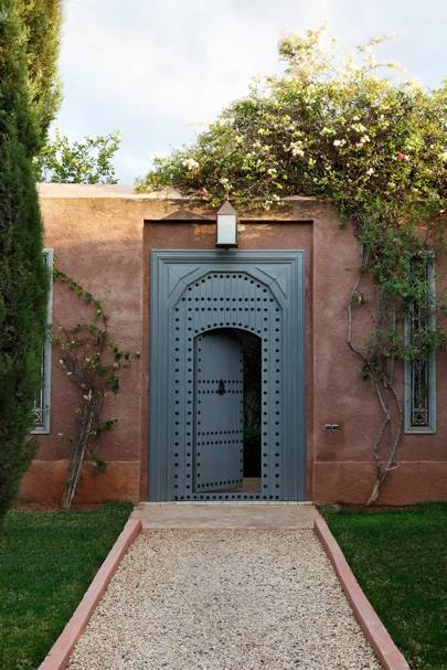 Garden Door - Moroccan House