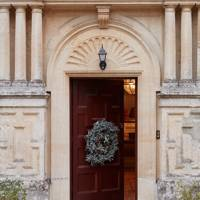 Front Door - An Elegant House in Surrey