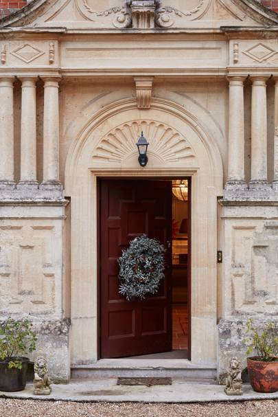Front Door - An Elegant House in Surrey