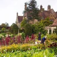Walled Garden Flowers - An English Flower Garden