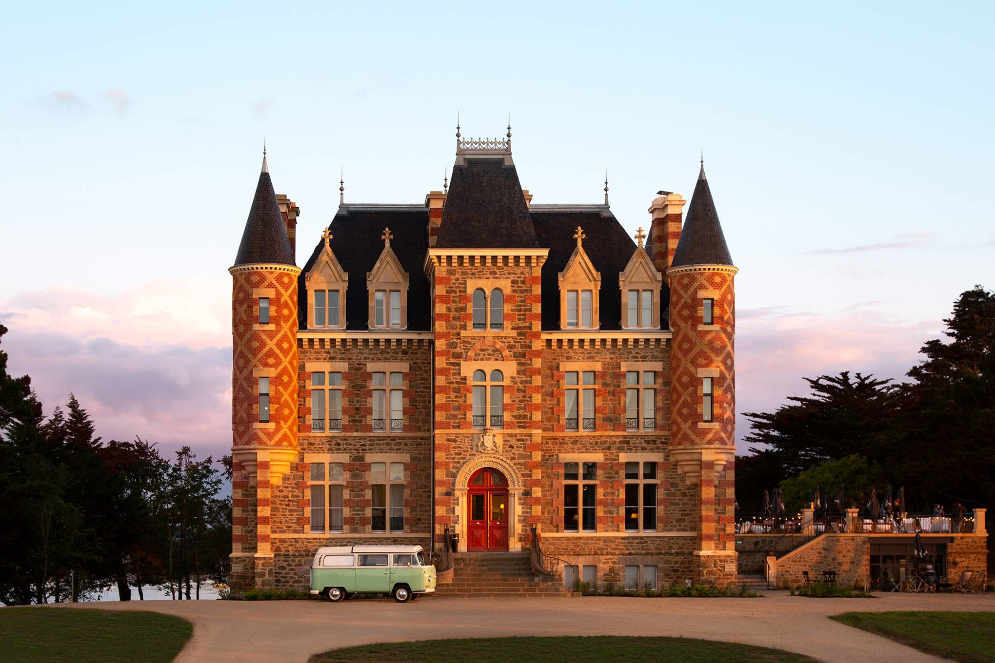 The most beautiful château hotels in France