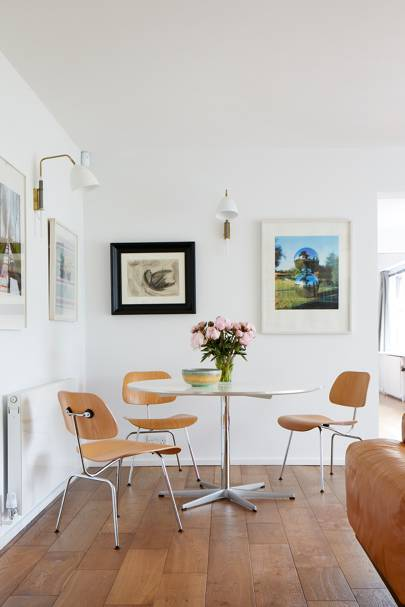 Kitchen Diner - Modern Colourful Thirties House