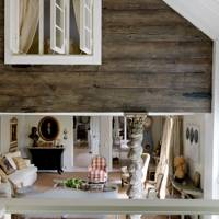Scandinavian farmhouse