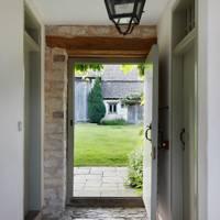 Outdoor Corridor