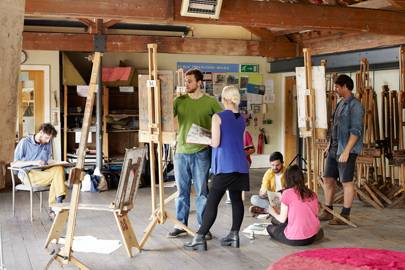 Life Drawing with the Royal Drawing School