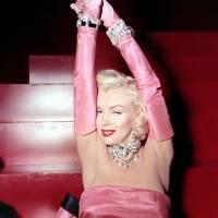 Marilyn Monroe singing 'Diamonds Are a Girl's Best Friend' in Gentlemen Prefer Blondes