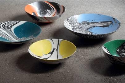 Newton Bowls by Silo Studio