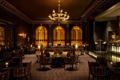 Beaufort Bar at Savoy