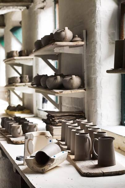 Burleigh Ceramics Industry Stoke On Trent House Amp Garden