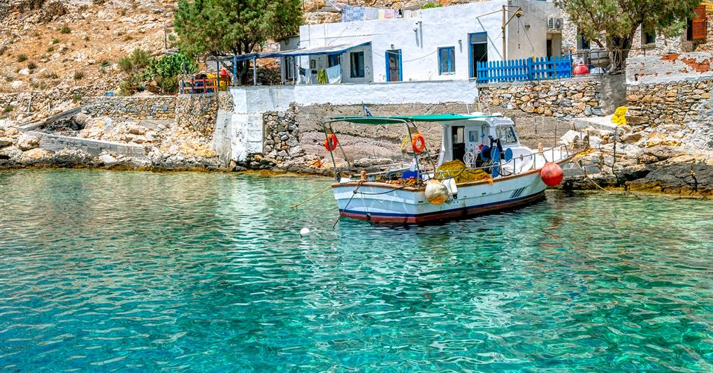 As we look forward to a summer of international travel, discover the Greek island of Sifnos