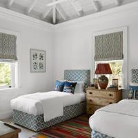 Twin Bedroom in Bahamas Beach House