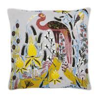 Crane Linen Cushion