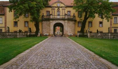 From The Archive The Palatial Seventeenth Century House Of Hesse