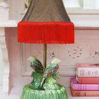 Upcycle a Lampshade