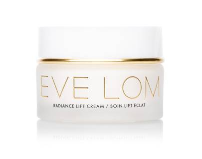 March 18: EVE LOM Radiance Lift Cream 50ml, £70.00
