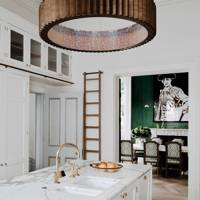 Kitchen Island - At Home: Maddux Creative London House