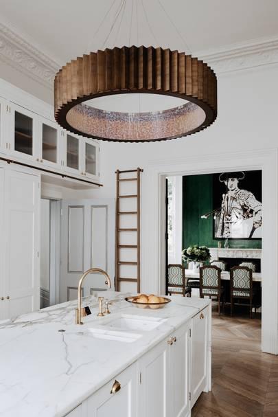 Kitchen Island - At Home: Maddux Creative London House