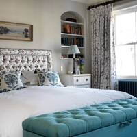 Book Alcove Bedroom