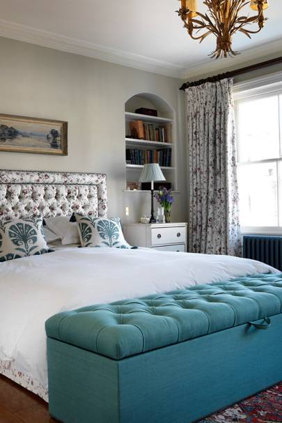 Main Bedroom - English Garden Square House