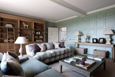 Cotswold Manor Drawing Room - Emma Sims Hilditch