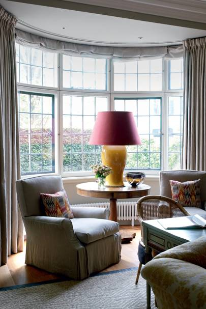 London House - Bay Window