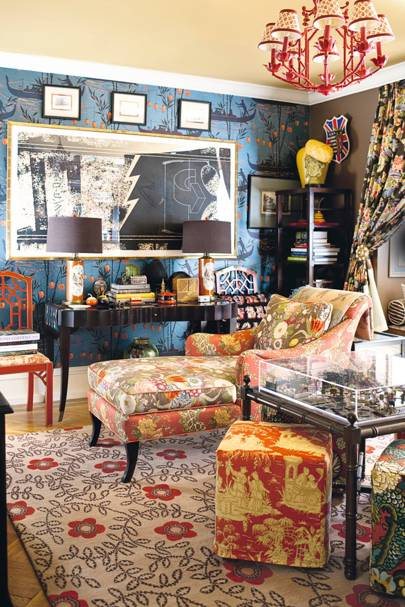 How To Mix Patterns And Prints In Interiors Decorating