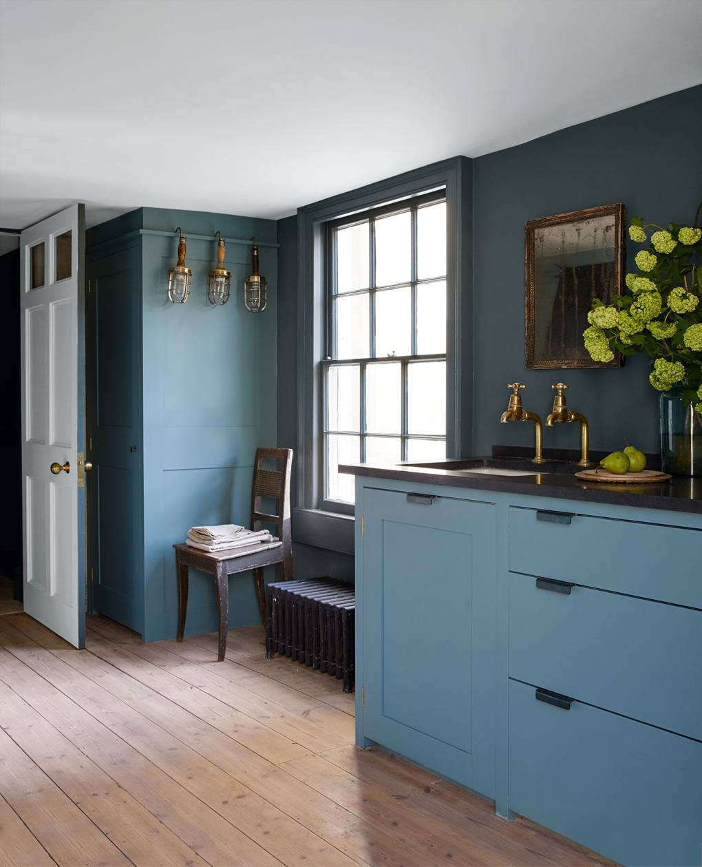 Eighteenth century house in Bath by Jonathan Rhind & designer Nicola ...