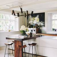 Kitchen designs and kitchen ideas | House & Garden on blue kitchen color schemes, blue dining room ideas, kitchen wall paint ideas, blue room walls ideas, blue paint ideas, blue kitchen decor, blue kitchen cabinets, blue kitchen countertops, blue shower ideas, blue and white kitchen, blue kitchen wall colors,
