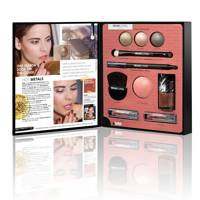 26 November: Colours of the Catwalk Metallics Collection, £19.50