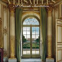 The cover of 'Versailles: A Private Invitation'