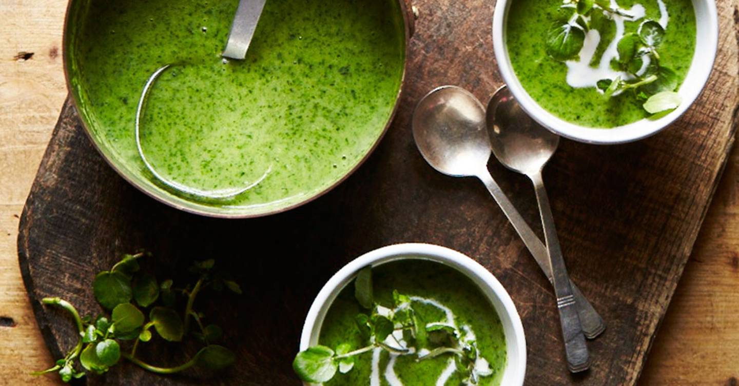 Soup recipes news and features